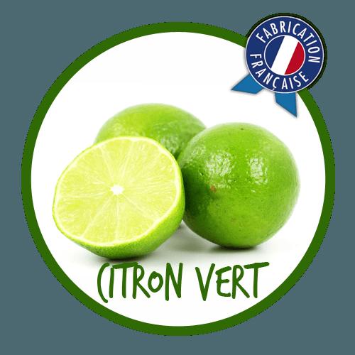 e liquide citron vert